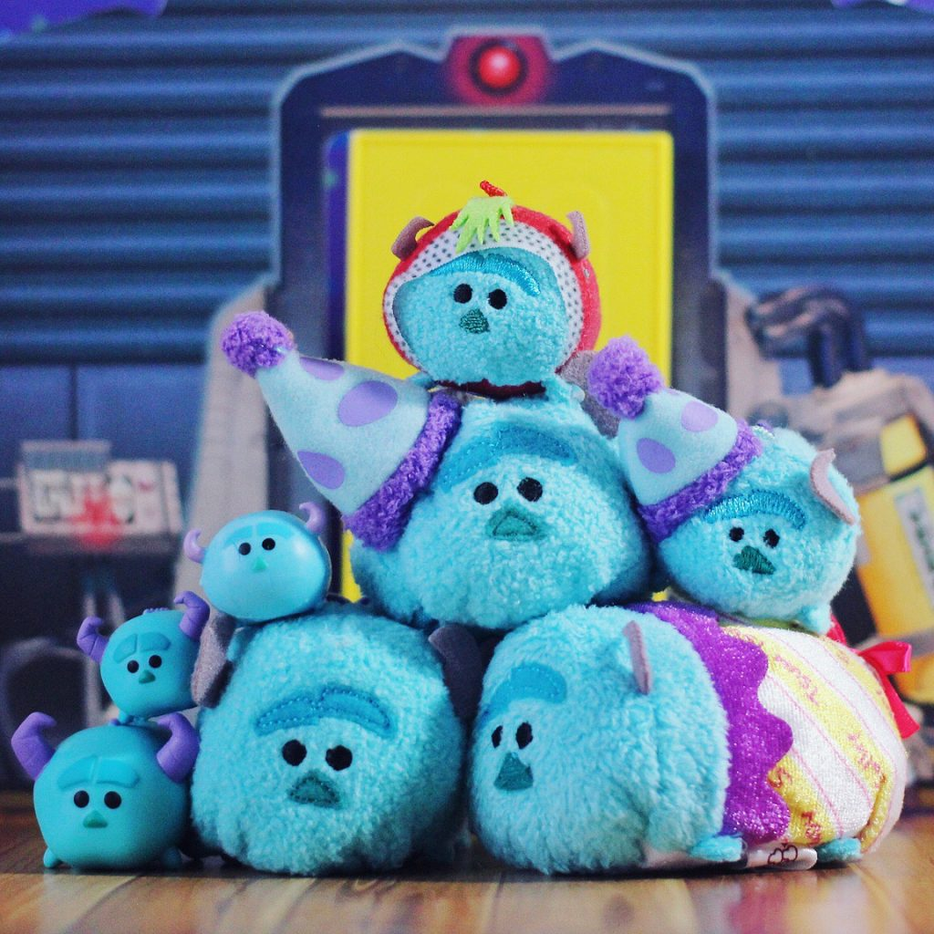 Theme Week: Sulley (Monsters Inc.)