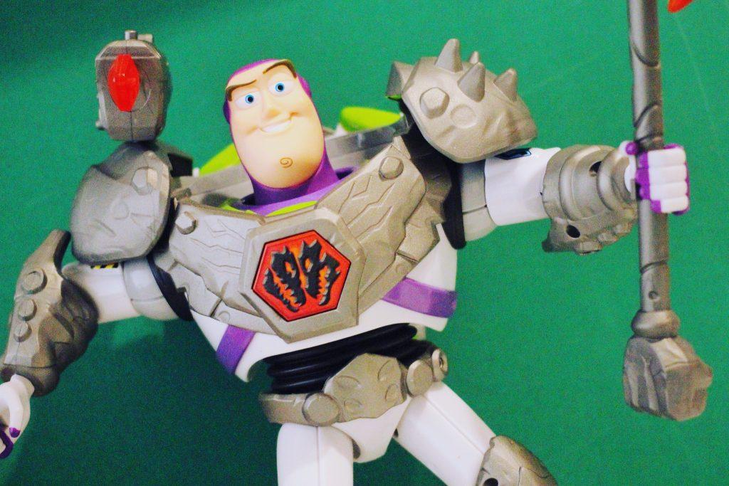 Theme Week: Buzz Lightyear