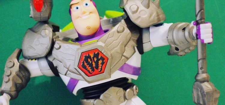 Theme Week: Buzz Lightyear