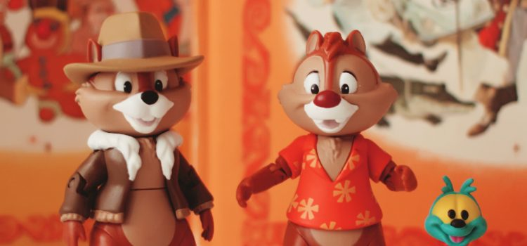 Funko Disney Chip & Dale Rescue Rangers Figures