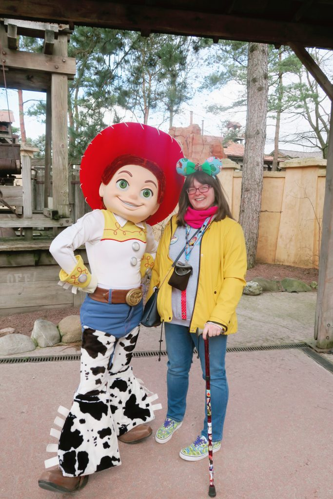 Disneyland Paris: Character Meets