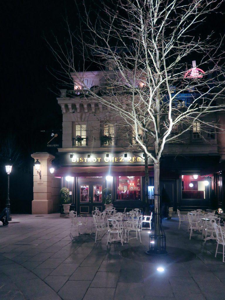Disneyland Paris Trip: Bistro Chez Remy Review