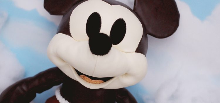 Mickey Memories Collection – April Plush & Pins