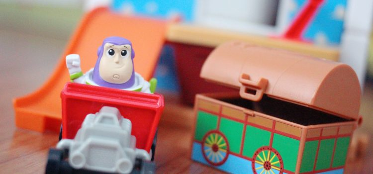 Mattel Toy Story Minis Andy's Room Playset