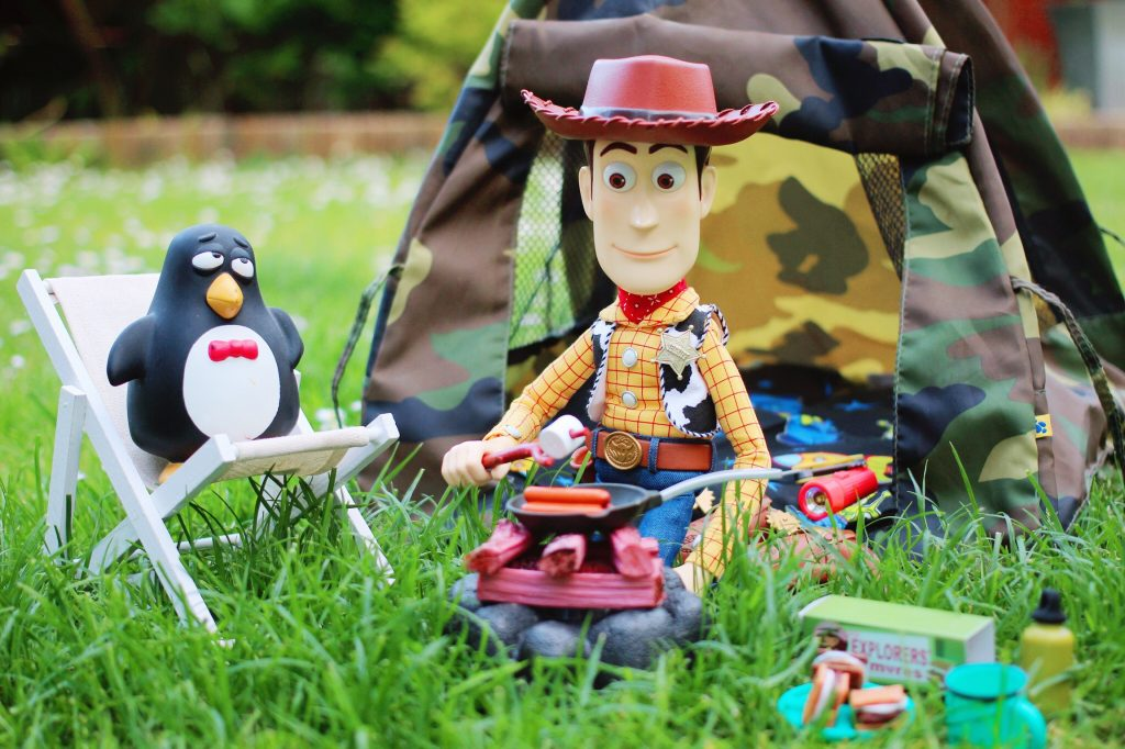 Woody & Wheezy's Camp Out