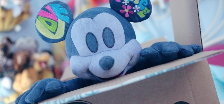 Mickey Memories Collection – June Plush & Pins