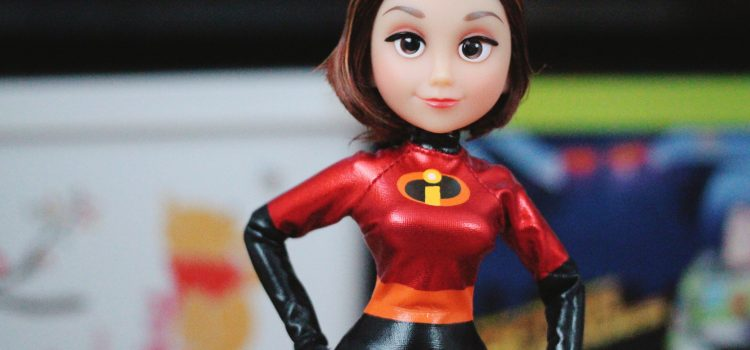 Jakks Pacific Incredibles 2 Elastigirl Doll