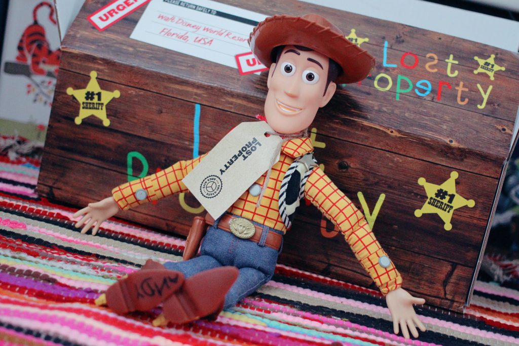 Toy Story Land Promotional Woody Doll