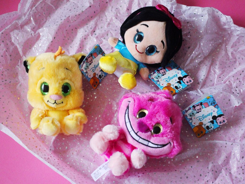 Posh Paws Disney Collection Plushies