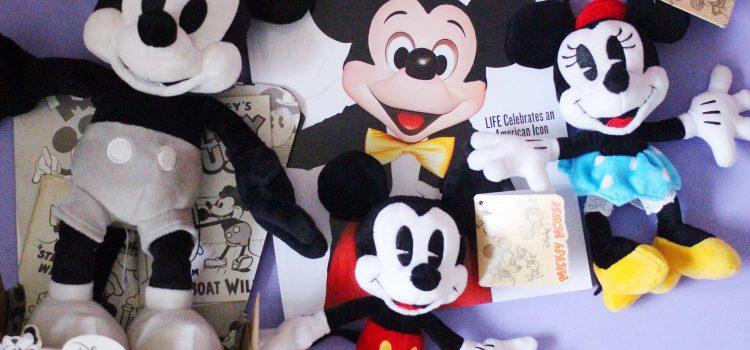 Posh Paws Mickey 90 Plushies
