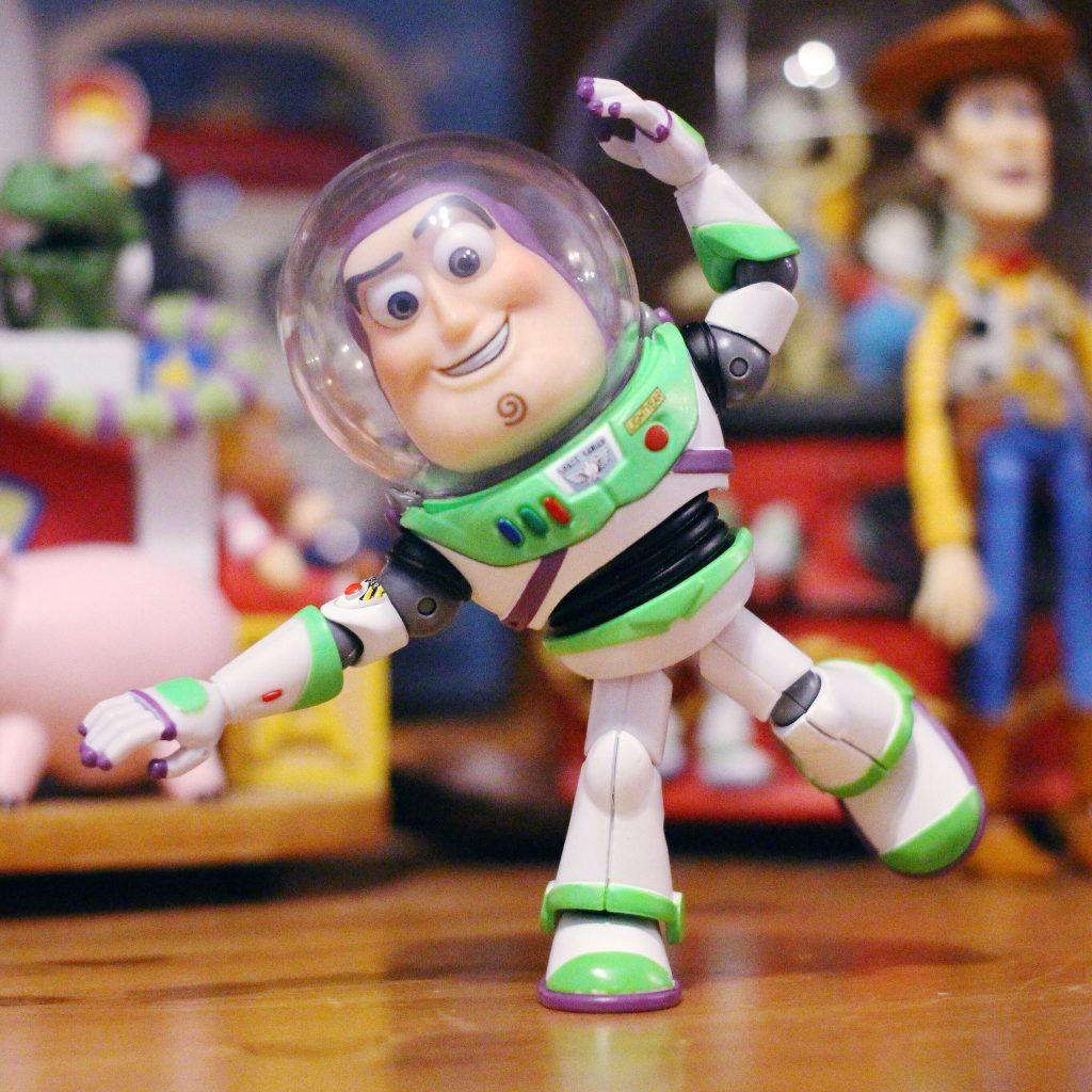 Herocross Buzz Lightyear