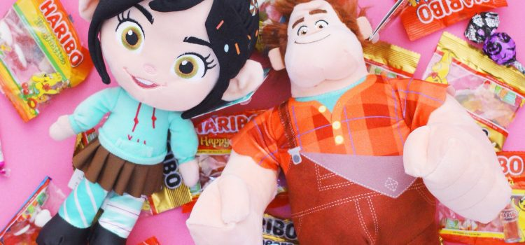 Posh Paws Ralph and Vanellope Plushies