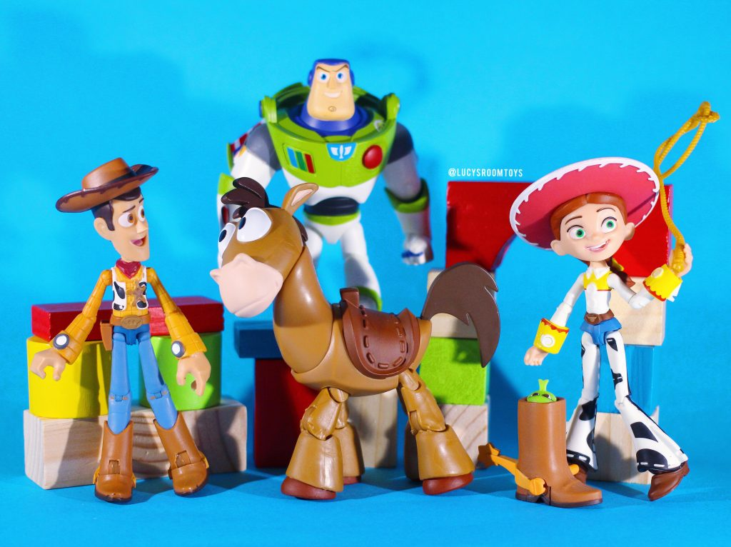 Toy Story Toybox Figure Set