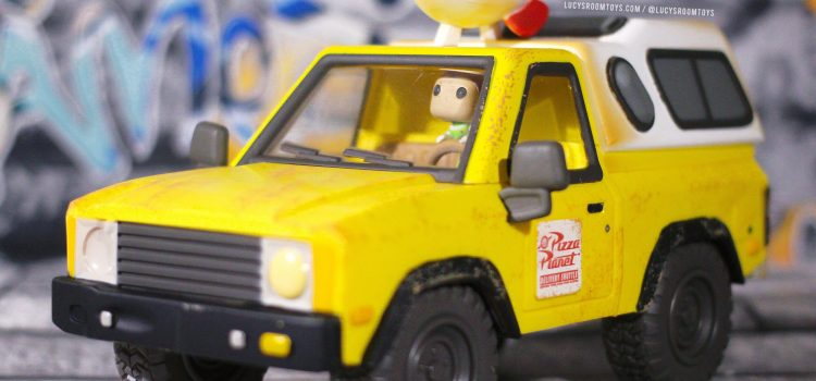 Funko Pop! Rides – Pizza Planet Truck