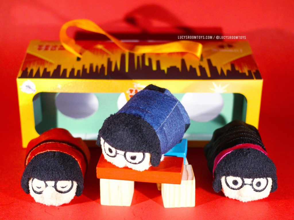 ShopDisney Edna Mode Tsum Tsum Set
