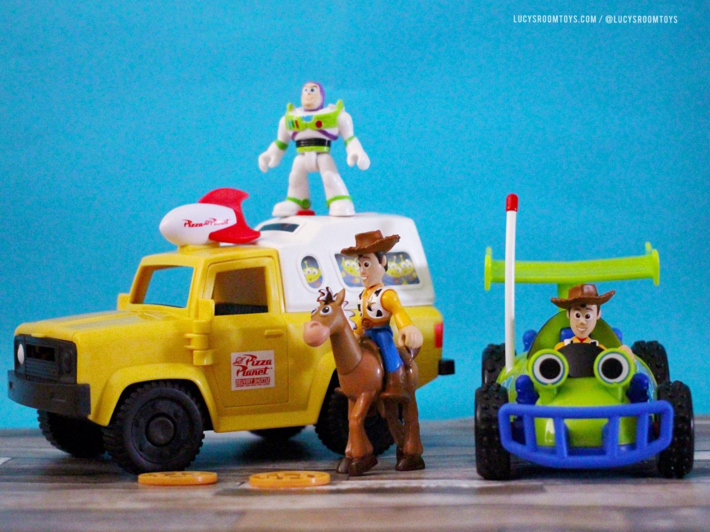 ImagiNext Toy Story Toys – Part 1