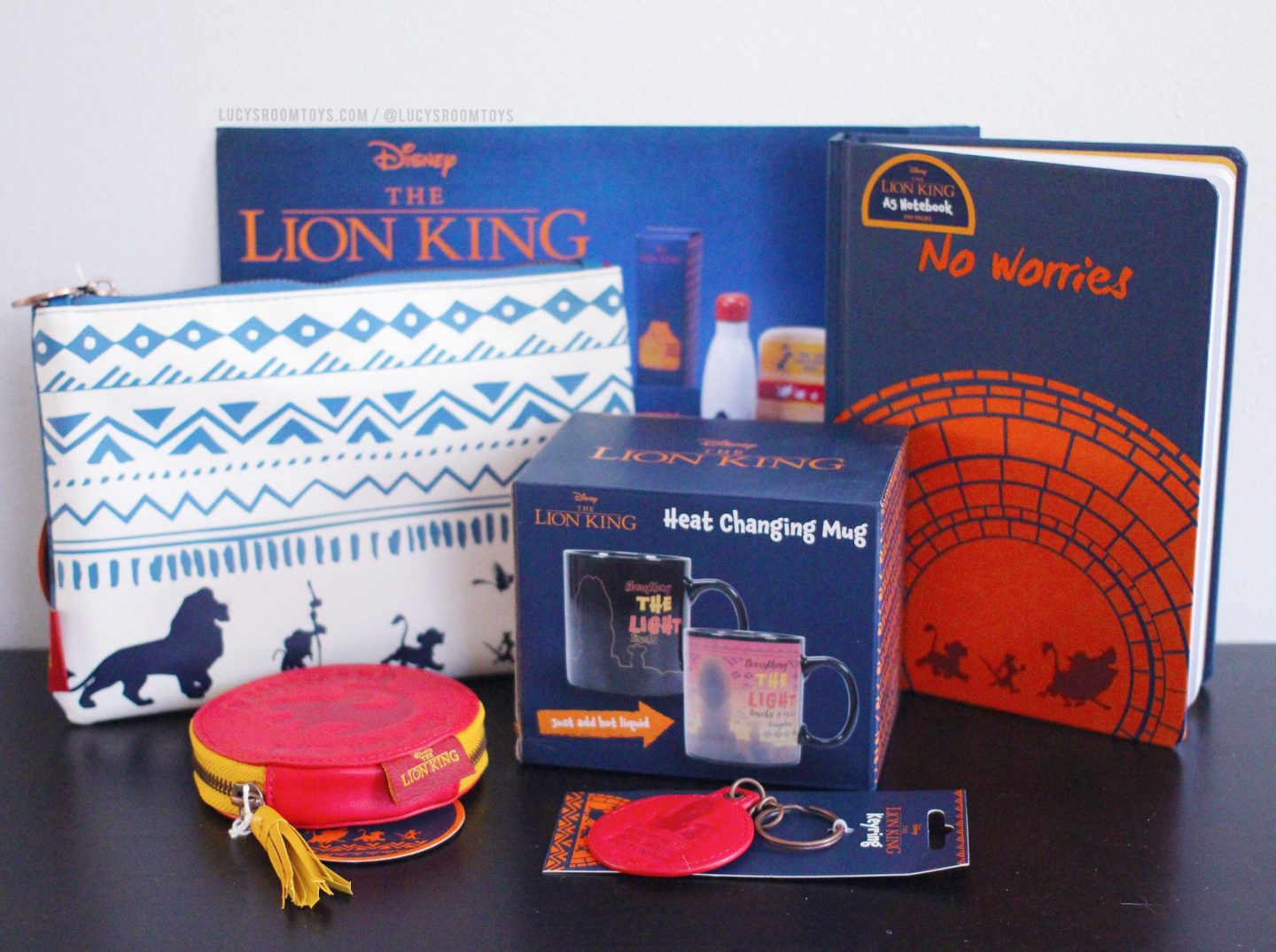 *Ad/Gifted* Half Moon Bay Lion King Collection