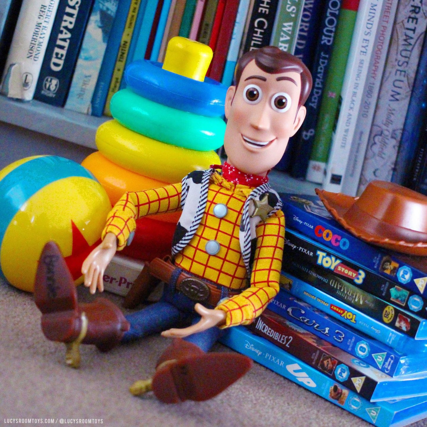 ShopDisney Toy Story 4 Woody Doll (Possible TS4 Spoilers)