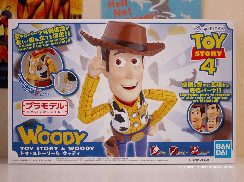 Bandai Woody Model Kit