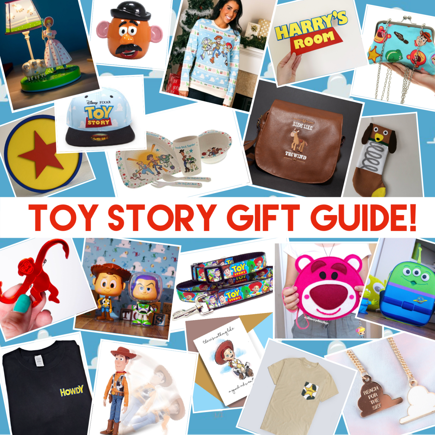 Toy Story Gift Guide!
