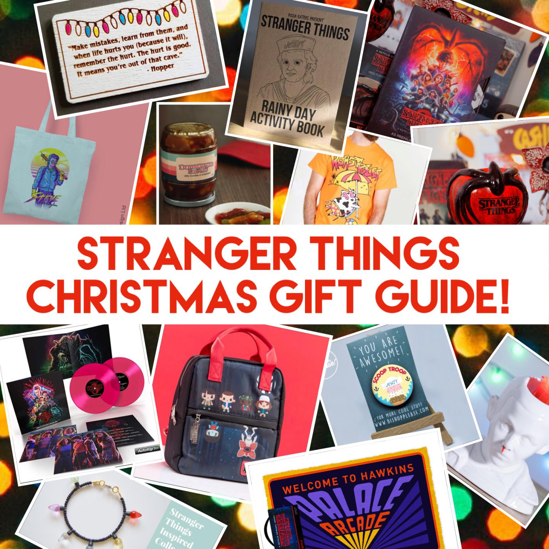 Stranger Things Gift Guide!