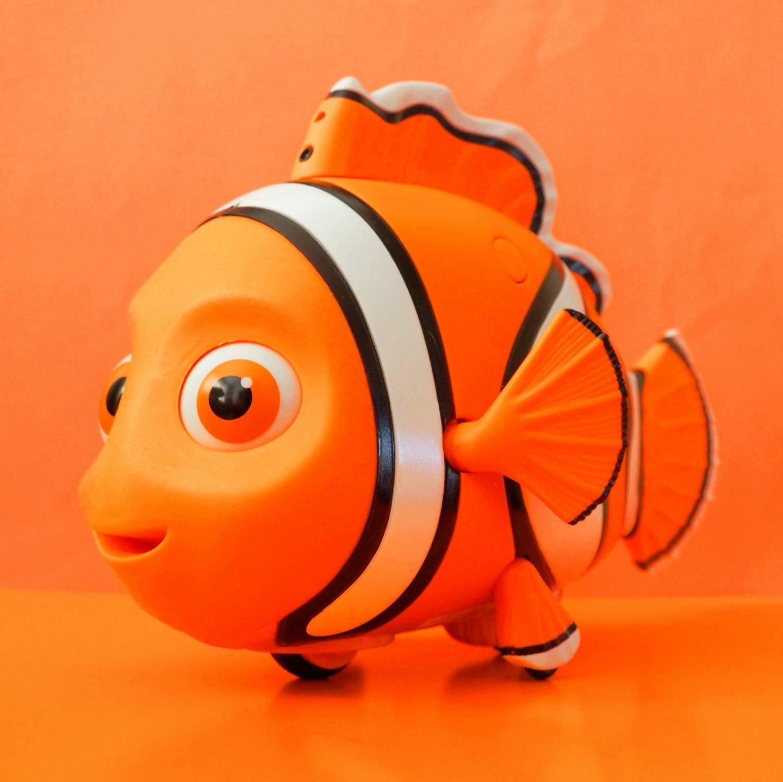 Thinkway Toys Interaction Nemo