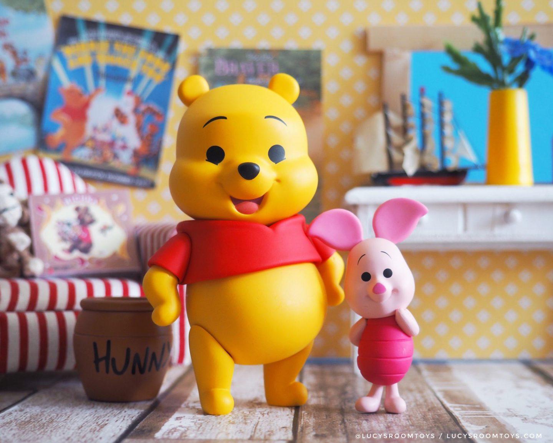 Nendoroid Winnie the Pooh & Piglet