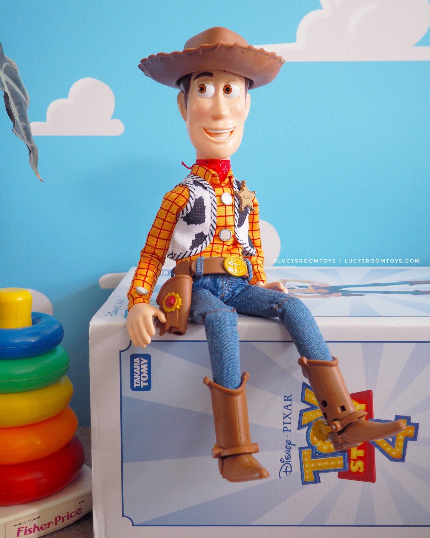 Takara Tomy Real Posing Woody