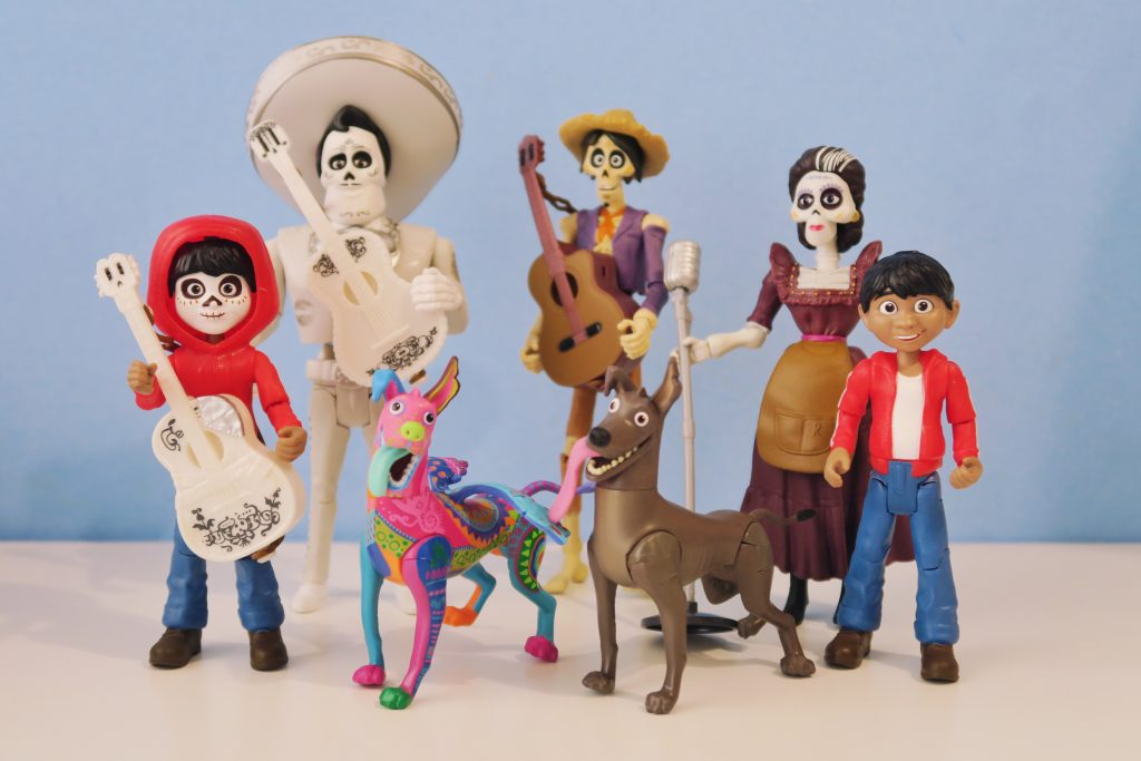 """Coco 6"""" Figures by Mattel"""