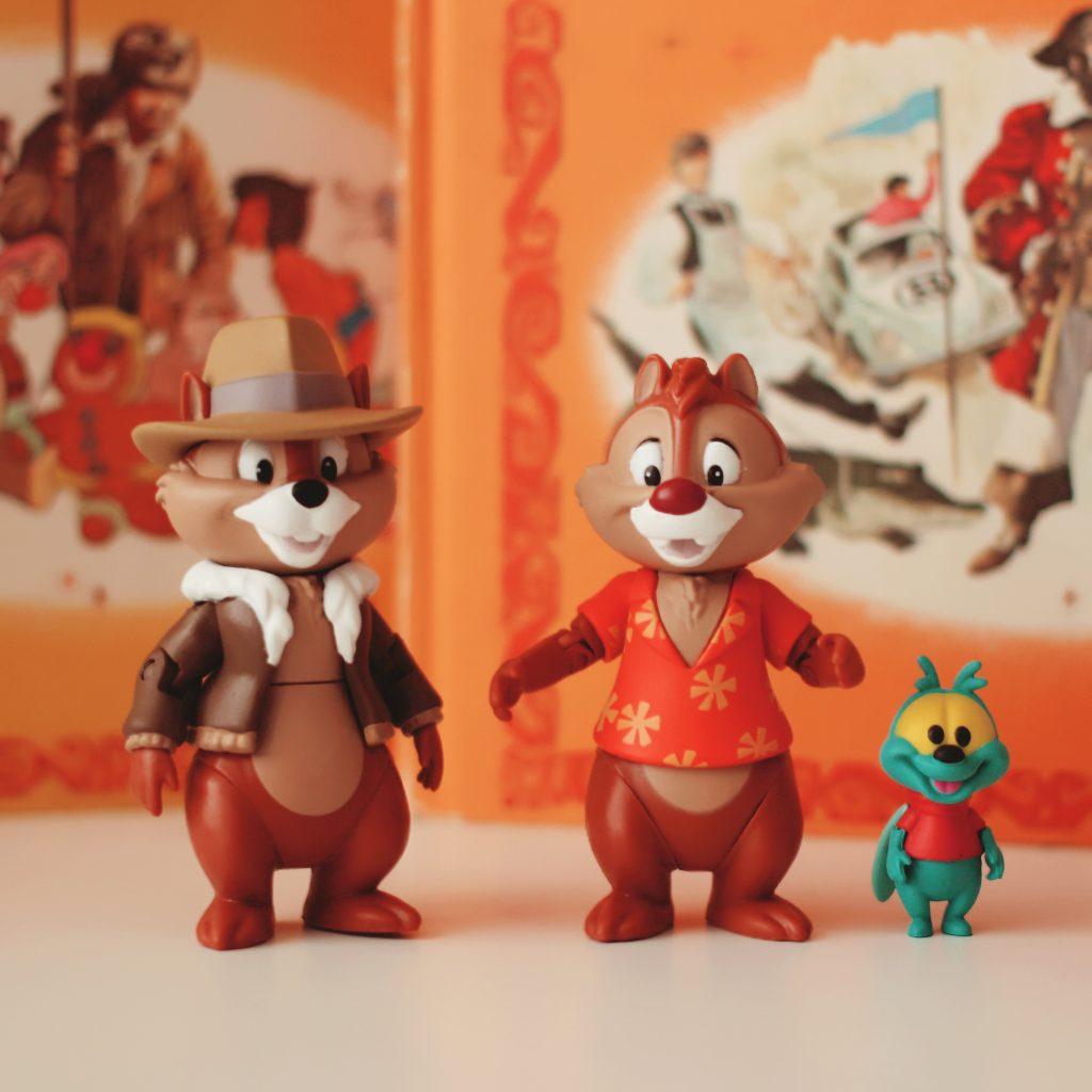 Funko Disney Chip & Dale Rescue Rangers Figures