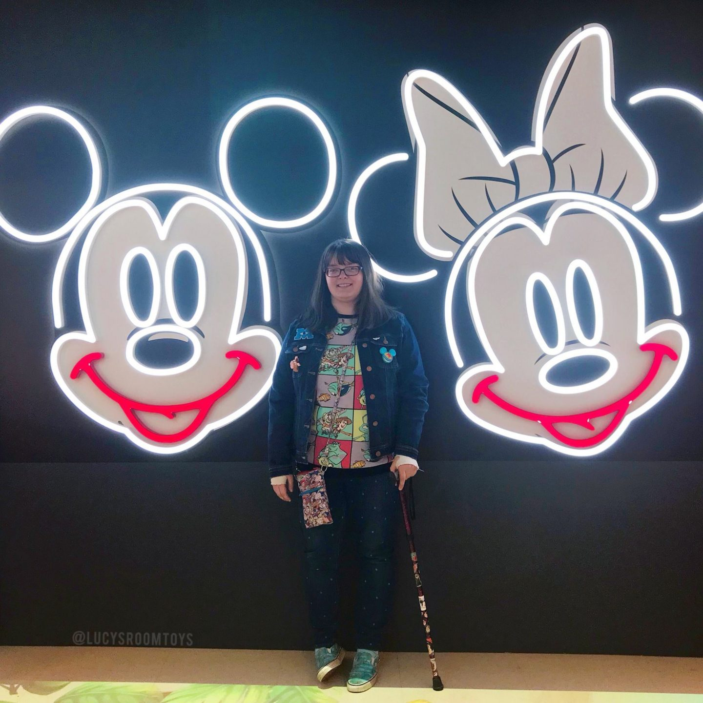 Worlds Biggest Primark & Disney Cafe – Disabled Accessability Mini Guide