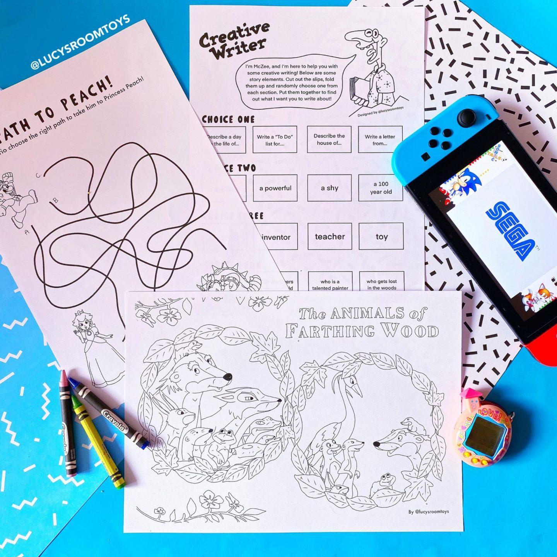 Rewind Week – Day 5 – Video Games