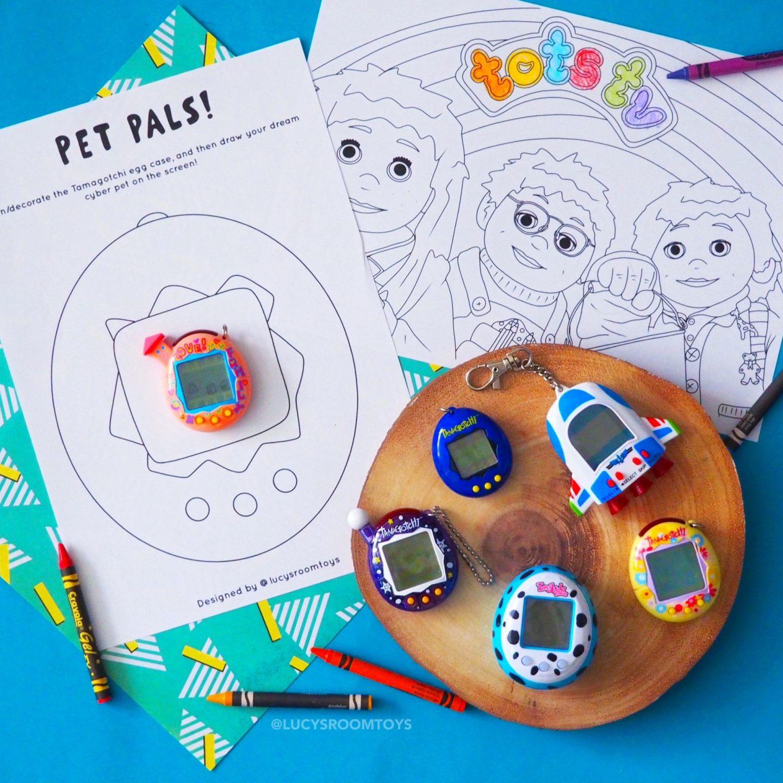 Rewind Week – Day 1 – Virtual Pets!